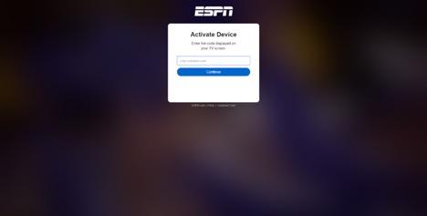 Samsung Smart TV – ESPN+